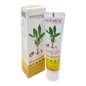 Крем для лица Бьюти (face cream Beauty) Patanjali   Патанджали 50г