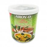 Паста карри (Curry paste) зеленая Aroy-D | Арой-Ди 400г