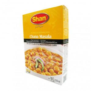 Приправа для нута Chana Masala (seasoning for chickpeas) Shan | Шан 50г