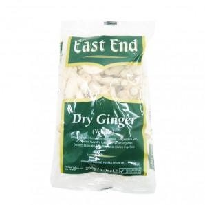 Корень имбиря сушеный (dry ginger) East End | Ист Энд 200г