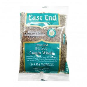 Кумин (Зира) семена (cumin whole) East End | Ист Энд 100г