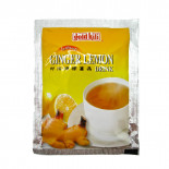 Растворимый напиток с имбирем, медом и лимоном Gold Kili | Голд Кили 18г
