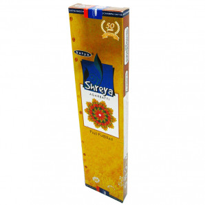 Благовоние Шрея (Shreya incense sticks) Satya | Сатья 20г