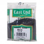 Кунжут семена черные (sesame black seeds) East End   Ист Энд 100г