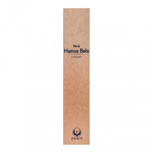 Благовоние №6 Сандал (Sandal incense sticks) Hamsa Bala | Хамса Бала 9шт