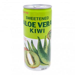 Алоэ Вера напиток со вкусом Киви Lotte | Лотте 240мл