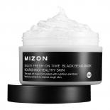 Антивозрастная маска для лица с черными соевыми бобами Mizon | Мизон 100мл