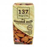 Миндальное молоко без сахара (almond milk) 137 Degrees | 137 Дегрис 180мл