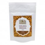 Натуральная хна для волос Золотисто-коричневая (henna) Indibird | Индибёрд 50г