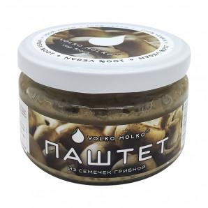 Веганский паштет из семечек грибной (vegan pate) Volko Molko | Волко Молко 280г