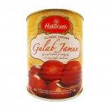 Индийская сладость Гулаб Джамун (Gulab Jamun) Haldiram's | Холдирамс 1кг