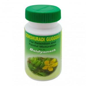 Гокшуради Гуггулу (Gokshuradi Guggulu) против диабета Baidyanath | Бэйдинат 80таб