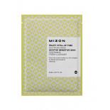 Тканевая маска для лица успокаивающая (Enjoy vital up time soothing mask) Mizon | Мизон 23мл