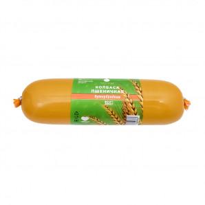 Веганская колбаса постная пшеничная Бутербродная (vegan sausage) Volko Molko   Волко Молко 350г