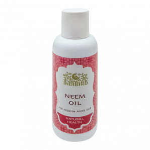 Аюрведическое масло для тела Ним (Neem oil) Indibird | Индибёрд 150мл