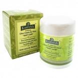 Ночной крем для лица восстанавливающий с оливой (face cream) Karniva | Карнива 40г