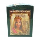Краска для волос на основе хны золотой блонд (hair dye) Aasha | Ааша 100г