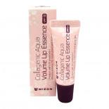 Эссенция для губ с коллагеном (Collagen aqua volume lip essence) Mizon | Мизон 10мл