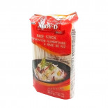 Рисовая лапша (rice noodles) 5мм Aroy-D | Арой-Ди 454г