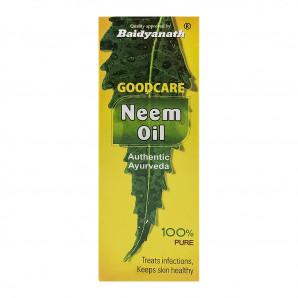 Аюрведическое масло нима (neem oil) Baidyanath   Бэйдинат 50мл