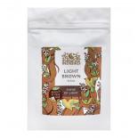 Натуральная хна для волос Светло-коричневая (henna) Indibird | Индибёрд 50г
