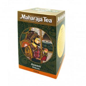 Байховый чай Ассам Диком (assam tea) Maharaja Tea | Махараджа Ти 100г
