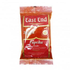 Паприка молотая (paprika powder) East End   Ист Энд 100г