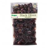 Черные оливки (маслины) сорт Каламон (olive) Kurtes | Куртэс 250г
