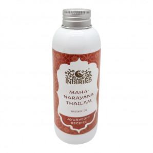 Аюрведическое масло Маханараяна Тайлам (ayurvedic oil) Indibird   Индибёрд 150мл