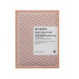 Тканевая маска для лица укрепляющая (Enjoy vital-up time firming mask) Mizon | Мизон 25мл