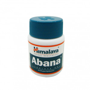 Абана (Abana) для нормализации давления Himalaya | Хималая 60 таб