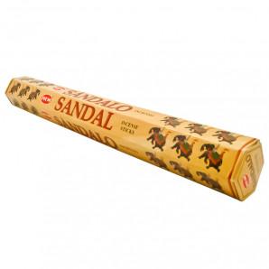 Благовоние Сандал (Sandal incense sticks) HEM | ХЭМ 20шт