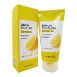 Пенка для умывания с экстрактом лимона | Lemon Sparkling Cleansing Foam Secret Key  120мл