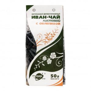 Иван-чай листовой с облепихой LifeWay   Образ жизни 50г