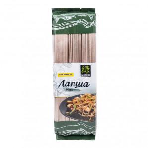 Лапша Соба премиум (soba noodles) Midori | Мидори 300г