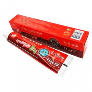 Зубная паста красная (toothpaste) Day2Day   ДэйТуДэй 100г
