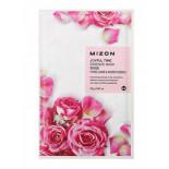 Тканевая маска для лица с экстрактом лепестков розы (Joyful time essence mask rose) Mizon | Мизон 23г
