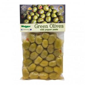 Фаршированные оливки зеленые (olive) Kurtes | Куртэс 250г