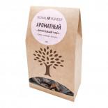 Фруктовый чай с кэробом, каркаде и яблоком (fruit tea) Royal Forest | Роял Форест 75г