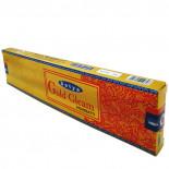 Благовоние Золотой блеск (Gold Gleam incense sticks) Satya | Сатья 20г