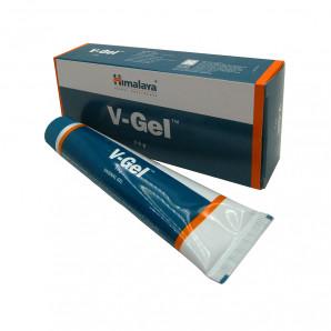 В-гель (V-gel) для женской половой системы Himalaya | Хималая 30г