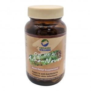 Акне-невер (Acne-never) против акне Organic Wellness | Органик Вэлнесс 90шт