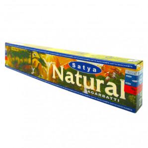 Благовоние Природа (Natural incense sticks) Satya   Сатья 15г