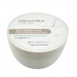 Крем для лица и тела с экстрактом молока (face and body cream) The FaceShop | Зэ ФэйсШоп 300мл