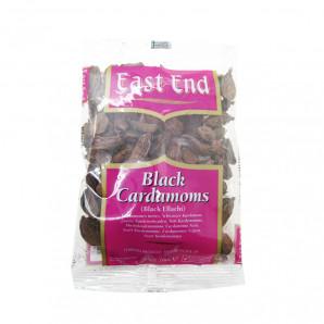 Кардамон черный семена (black cardamoms seeds) East End | Ист Энд 50г