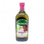 Рафинированное масло из виноградных косточек (grape seed oil) Olitalia | Олиталия 1л