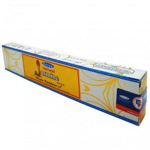 Благовоние Натуральный жасмин (Natural Jasmine incense sticks) Satya | Сатья 15г
