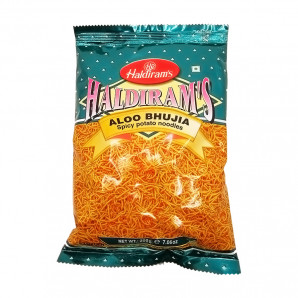 Закуска индийская Алу Буджия (Aloo Bhujia) Haldiram's | Холдирамс 200г