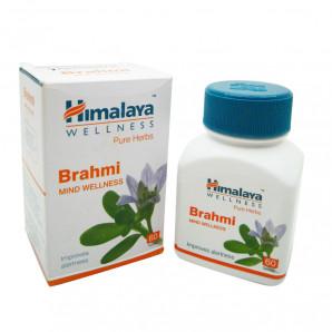 Брами (Brahmi) для улучшения памяти Himalaya | Хималая 60 таб