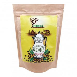Индийский кофе молотый Арабика\Робуста 70\30 (ground coffee) Hindica   Хиндика 200г